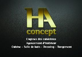logo HA CONCEPT